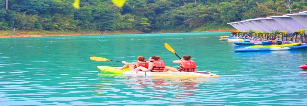 khaosok lake tour